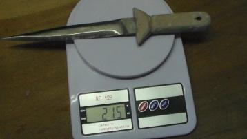 Dagger Weight